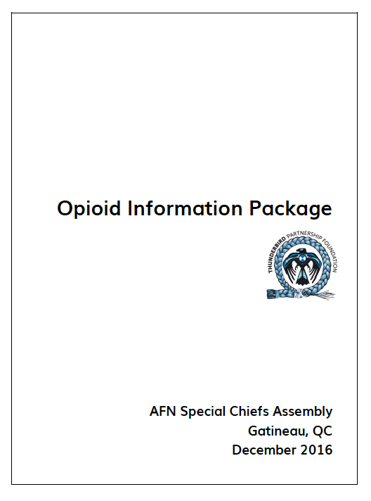 Important information on the current opioid epidemic.